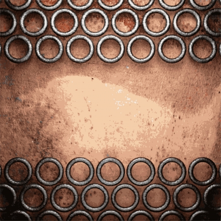 Old metal background Stock Vector - 20953096