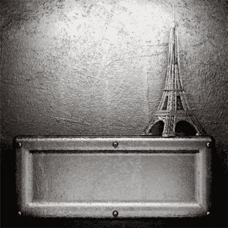 metal background Stock Vector - 21111180