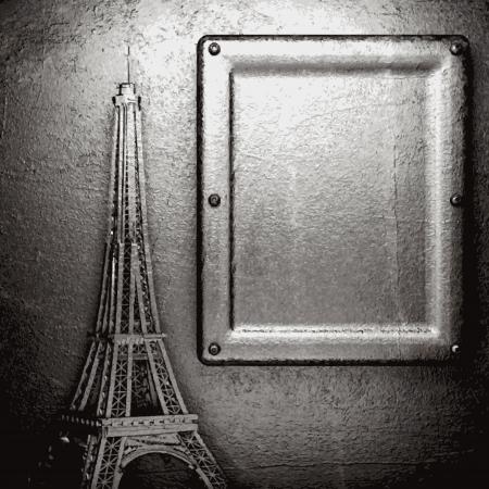 metal background Stock Vector - 21376809