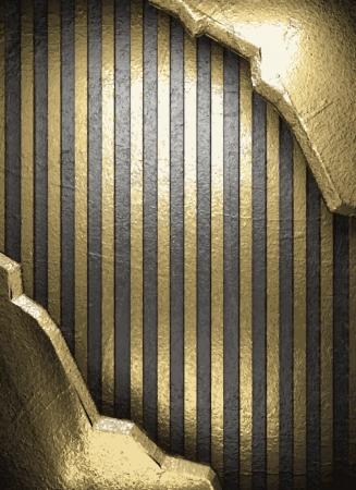 golden background Stock Vector - 22021310