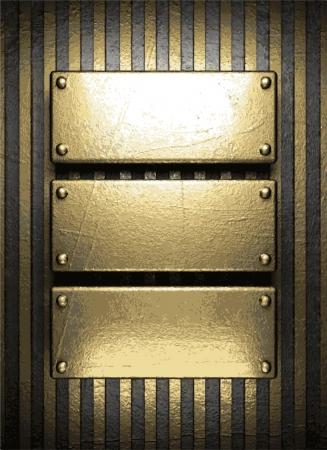 golden background Stock Vector - 22021410