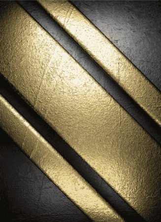 gold and silver background Illustration
