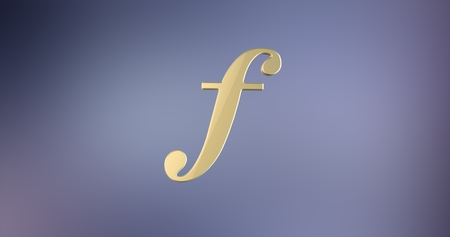 forte: Forte Loud Music Gold 3d Icon