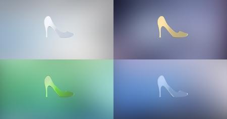 icon 3d: Heel 3d Icon