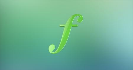 loud: Forte Loud Music Color 3d Icon