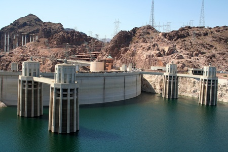 structural: Hoover Dam
