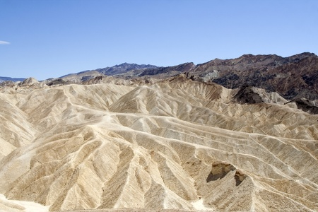 Death Valley National Park (Zabriskie Point ), California, USA photo