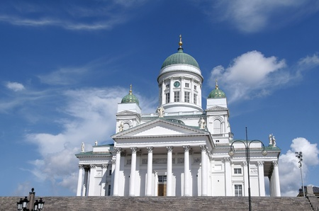 Helsinki Cathedral, Helsinki, Finland photo