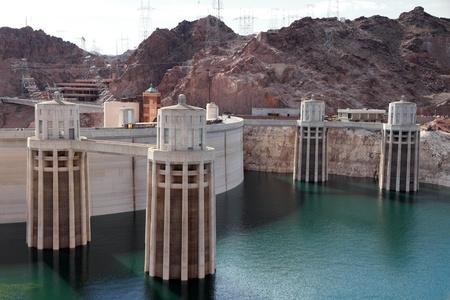 Hoover Dam  Stock Photo - 12468308