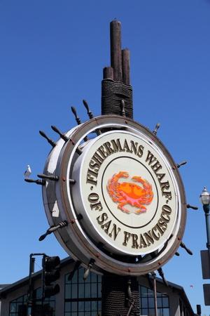 San Francisco のフィッシャーマンズワーフ s