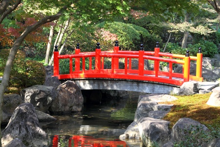 Japanese garden Stock Photo - 12810783