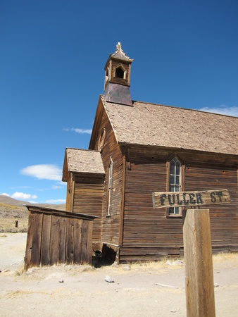 bodie: Bodie Ghost Town in California