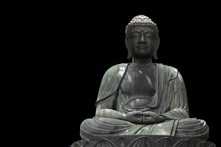 Est�tua de Buda