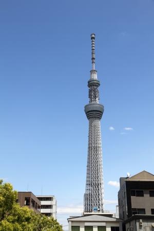 Tokyo skytree Turm, Japan