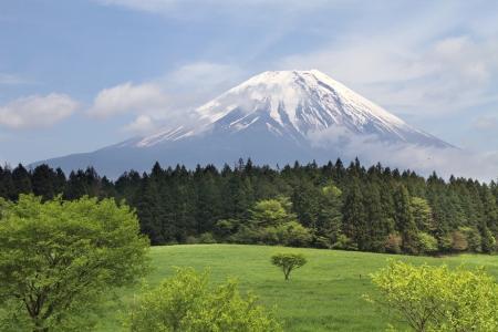 fuji san: Mt Fuji, Japan