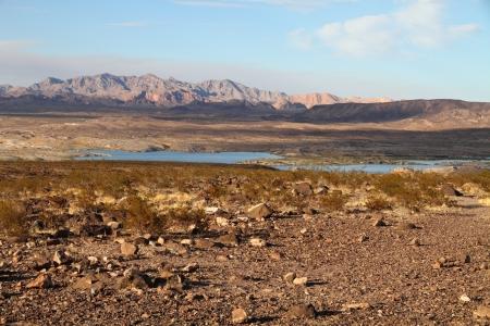 sequias: Lake Mead, Nevada