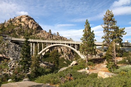 Rainbow Bridge, Truckee, California