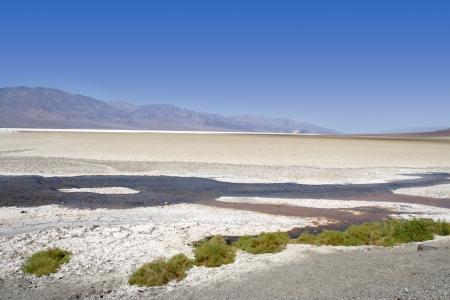 erosion: Desert landscape in Death Valley National Park, California