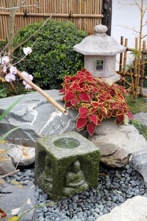 Japanese garden Stock Photo - 15183174