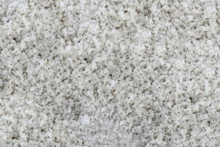 Sea salt texture  background