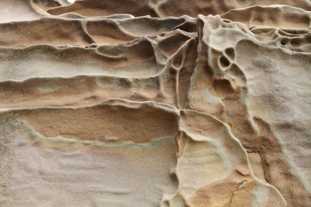 Abstract sandstone texture
