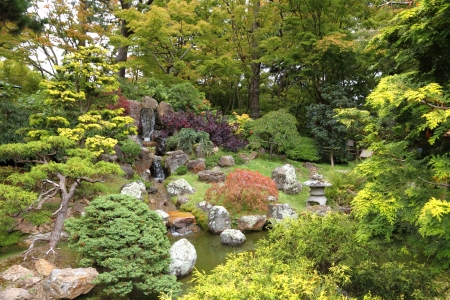 Japanese garden Stock Photo - 18539306