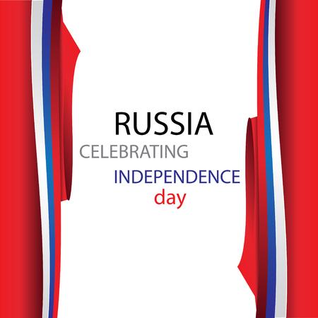 russia celebrating Standard-Bild - 122636643