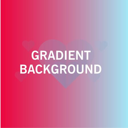 Soft color background on dark. Modern screen vector design for mobile app. Soft color abstract gradients