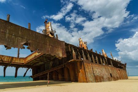 shipwreck: Farrah 3 shipwreck, Sri Lanka