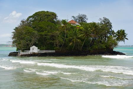 arthur: Taprobane Island, Arthur C. Clarkes House, Sri Lanka