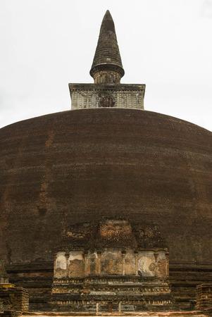 vihara: Rankoth vihara, Polonnaruwa, Sri Lanka
