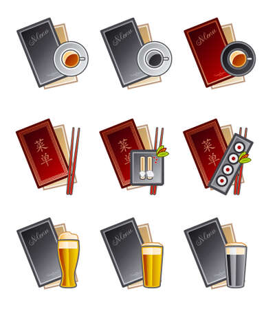 Design Elements 47. Menu Icons Set its a high resolution image with CLIPPING PATHS for general use. I hope youll enjoy. photo