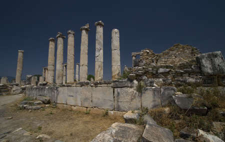 anatolia: Temple of Aphrodite in Aphrodisia, Anatolia, Turkey