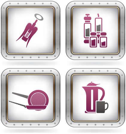 Jeden Tag Küchengeräten & Tools