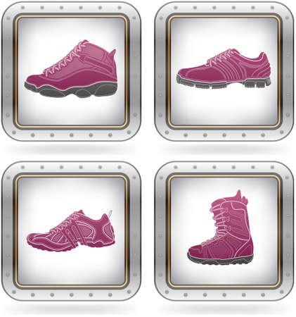 cayak: Sports footwear