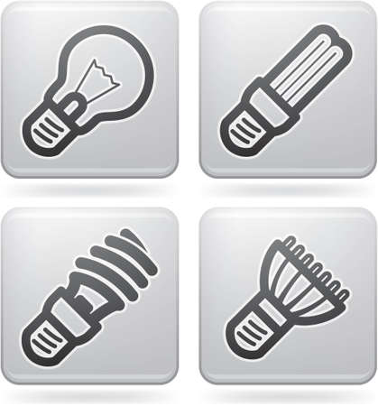Office Supply Icons Set Stock Vector - 11567818