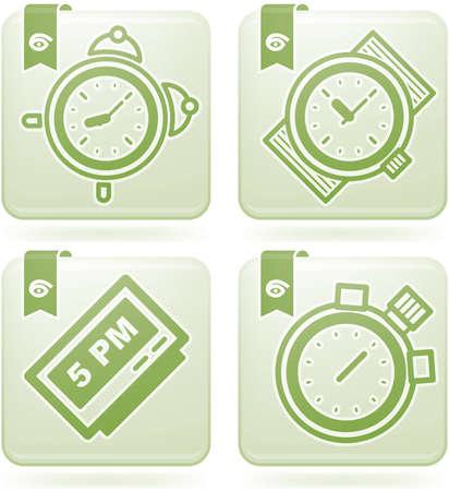 olivine: Fuente de los iconos de Office Set (parte del conjunto de olivino cuadrado Iconos 2D)