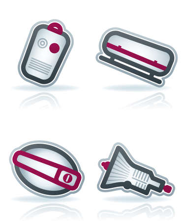 gearshift: Car parts and accessories (part of the 22 Degrees Blue Icons Set)