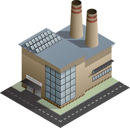 factory building: manufacture