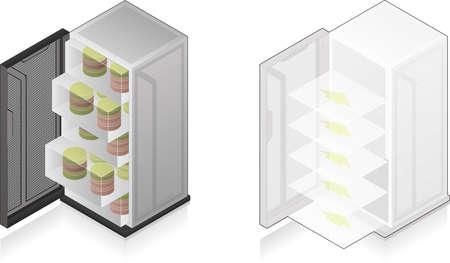 virtual server: physical and virtual server