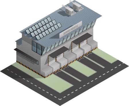 depot: warehouse