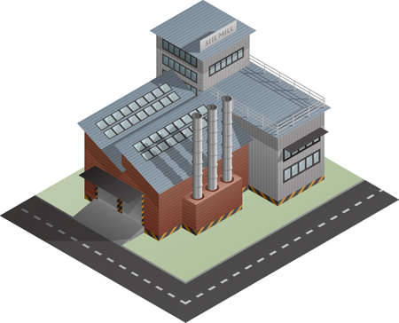 site mill Vector