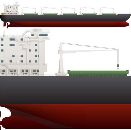 ship sign: Bulk Carrier