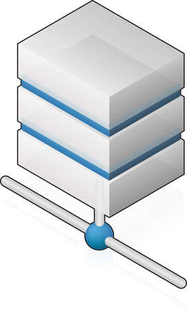 network server and storage