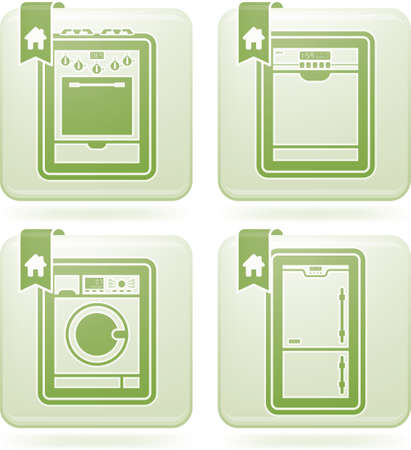 House Everyday Items Vector