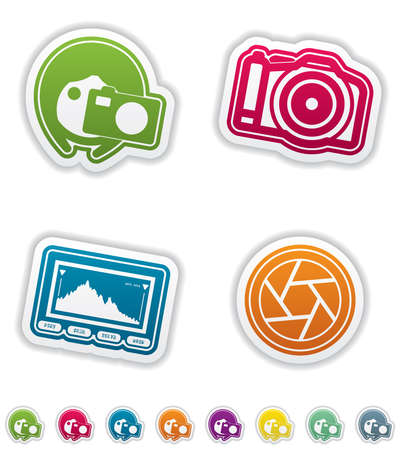 Fotografie-Werkzeug Sortimente