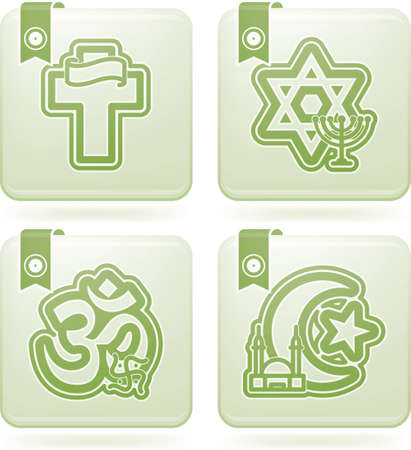 Religion Stock Vector - 14984733