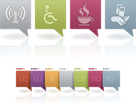 wi fi icon: Hotel  hospitality industry
