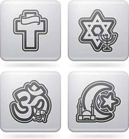 Religion Stock Vector - 14984662
