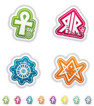 ankh cross: Religion